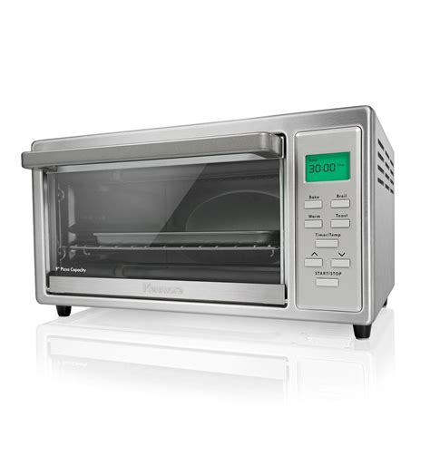 Toaster Oven Toast - kenmore 4 slice stainless steel toaster oven free shipping