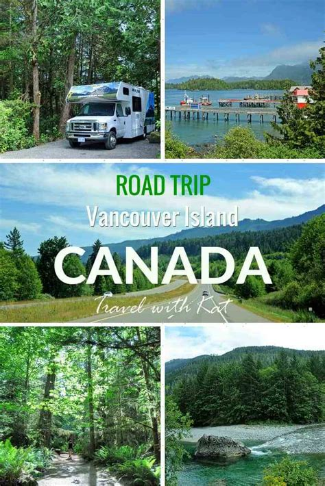 Vancouver Island Canada Road Trip Travel With Kat
