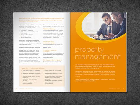 property pamphlet brochure design print essex design thing