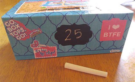 Diy Box Tops Collection Box #btfe