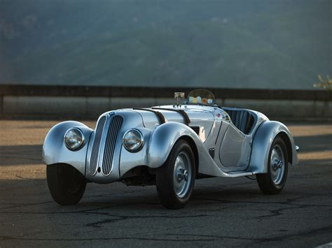 1939 BMW 328 to sell between $700K - $900K