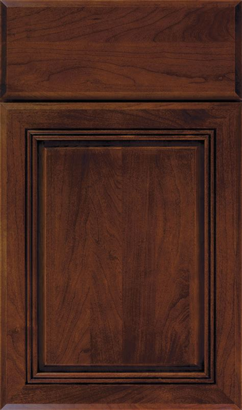 cherry kitchen cabinet doors cherry cabinets in a traditional kitchen decora 5372