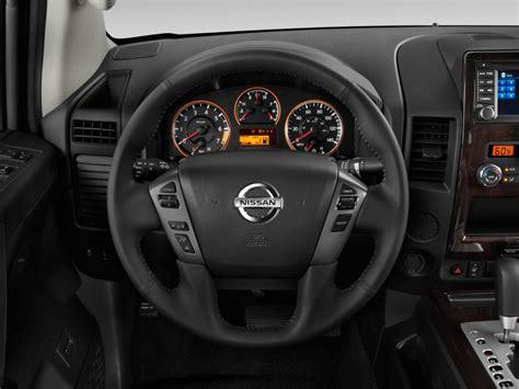 image  nissan titan wd crew cab swb sl steering