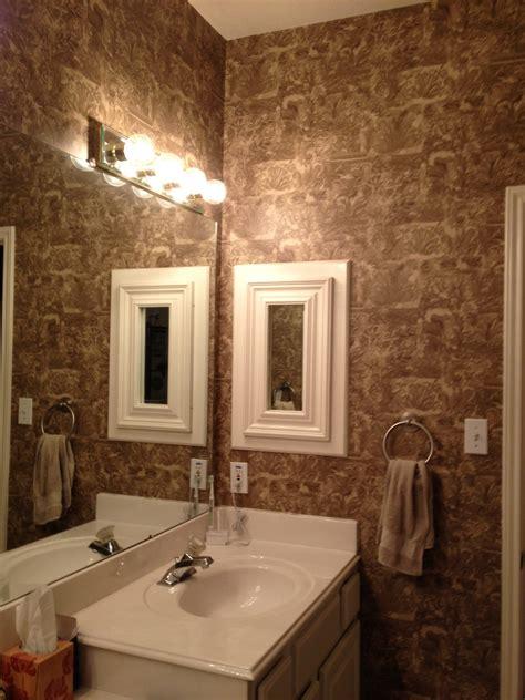 vinyl wallpaper  bathroom  wallpapersafari