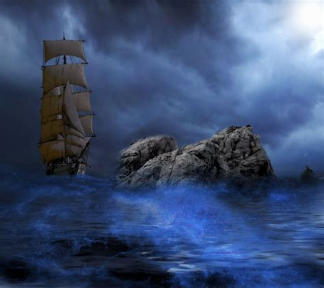 ship  stormy sea  stock photo public domain pictures