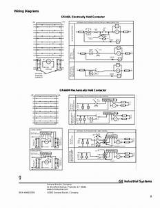 Wiring Diagram 4 Pole Contactor