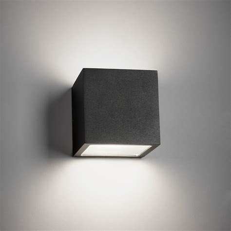 cube up down black