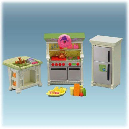 Fisherprice Loving Family Dollhouse Furniture, Kitchen
