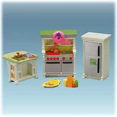 Fisherprice Loving Family Dollhouse Furniture, Kitchen