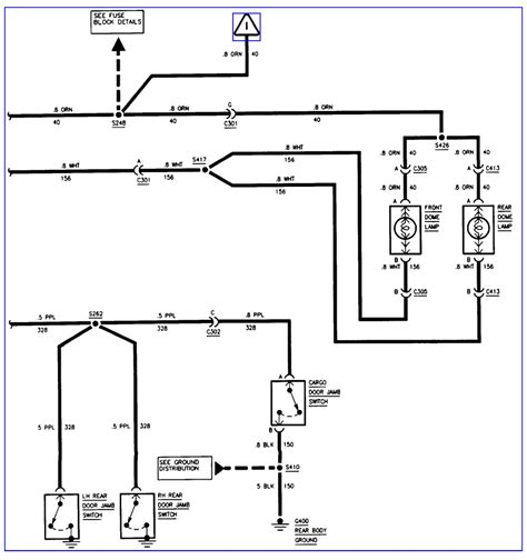 Interior Light Wiring Diagram For 1993 Corvette by I Need A Complete And Correct Wiring Schematic For The