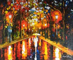 Download Wallpapers, Download paintings leonid afremov oil ...