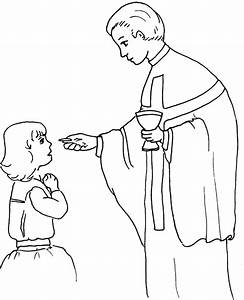 Two Hearts Design - Eucharist&Holy Communion Clipart