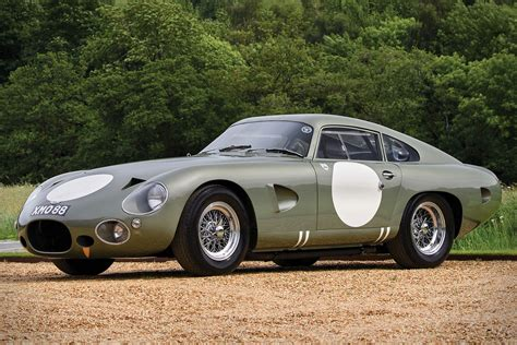 1963 Aston Martin by 1963 Aston Martin Dp215 Gt Prototype Uncrate