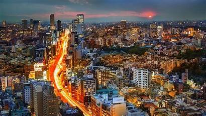 Tokyo Japan Background Wallpapers Wall Cities