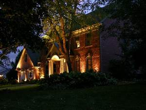 Increase your curb appeal with landscape lighting tips
