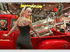 SEMA SHOW Spies Start The Weekend RIGHT With The GIRLS Of