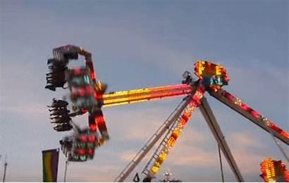 Fair Rides Ride Fun Favorite Warning Gravitron