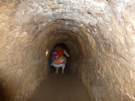 The Famous Cu Chi Tunnels In Vietnam  Safe And Healthy Travel