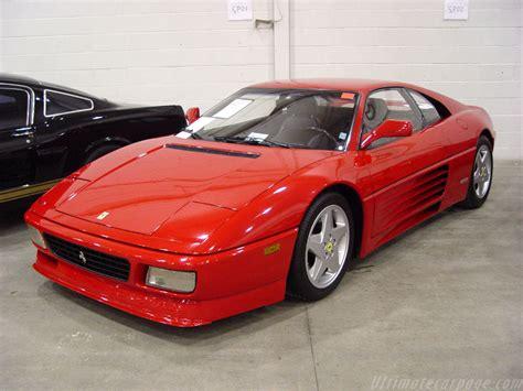 Ferrari 348 Serie Speciale High Resolution Image (1 of 2)