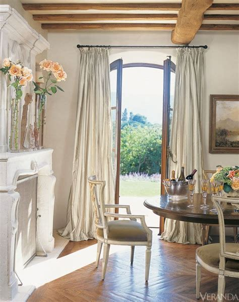 Classic And Authentic French Country Curtains