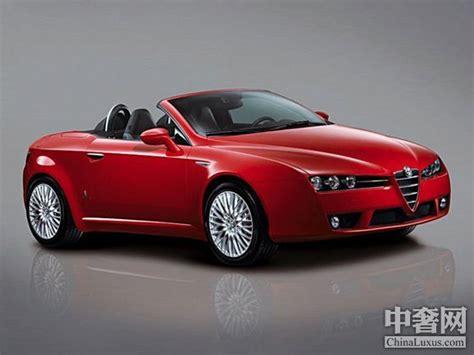 Alfa Romeo Convertible by Alfa Romeo Brera Convertible Reviews Prices Ratings