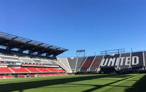 stadium ticket concerns der excitement of audi field opening day wtop