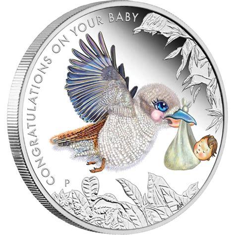 Newborn Baby Australia Oz Silver Instory