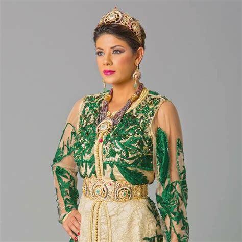gandoura moderne pour femme top 20 belles takchita et caftan parti 1