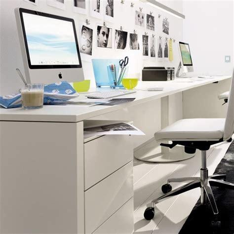 bureau verre ikea bureau informatique des idées sympas en 25 photos