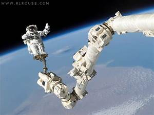 The International Space Station's Robotic Arm