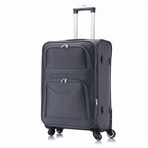 Koffer Zum Rollen : reisekoffer weichschale koffer trolley stoff handgep ck m 4 rollen 468 1 ebay ~ Markanthonyermac.com Haus und Dekorationen