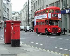 Download wallpaper London, England, bus, trash can free ...