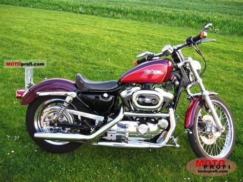 Harley-davidson Sportster 1200 1996 Specs And Photos