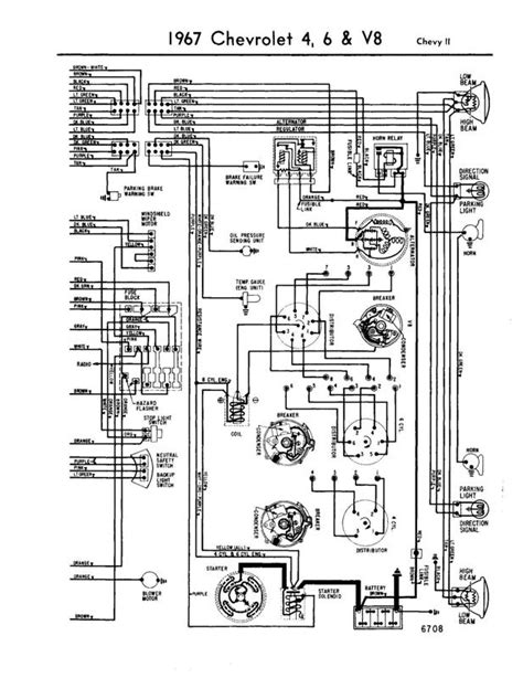 63 Chevy Headlight Switch Wiring Diagram by Headlight Switch Wiring 1967 Chevy Electrical Wiring