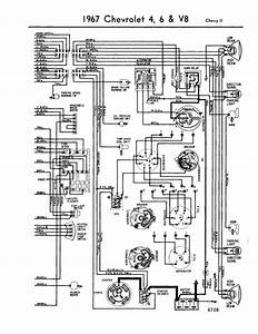 1967 Chevy Impala Wiring Diagram