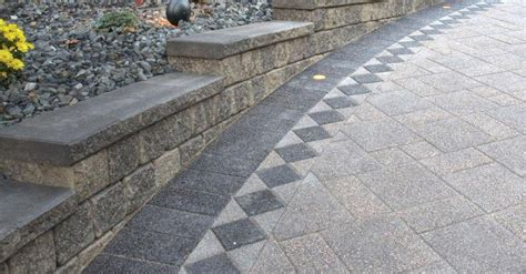 series 3000 pavers pavers retaining walls niemeyer