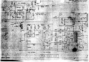 Selmer Pa 100 Mkii Schematic