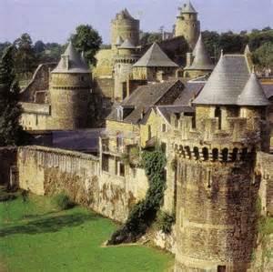 Castle Fougeres France