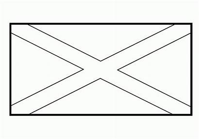 Coloring Pages Jamaica Flag Jamaican Flags Colouring