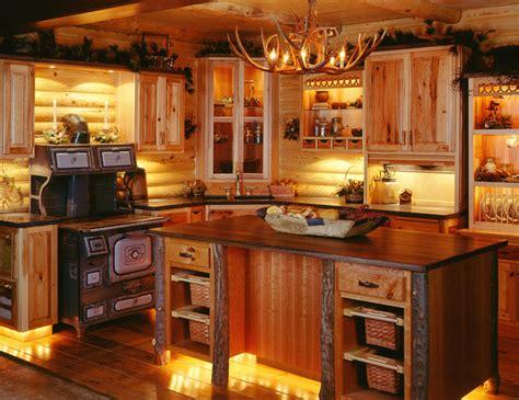 log cabin kitchen cabinets log cabin kitchens