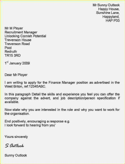 Cv Cover Letter Template exles of covering letter for cv with this