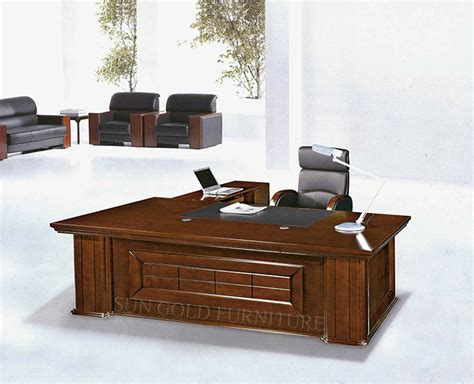 wooden office design luxury wooden office table mdf classic office design photos executive office desk sz od522