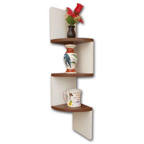 decorative wall corner shelves lowes shelf shower rustic