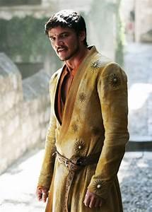 Oberyn Martell - Game of Thrones Fan Art (36918688) - Fanpop