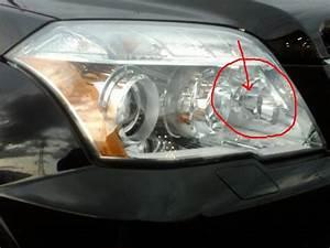Bi Xenon Cornering Headlights