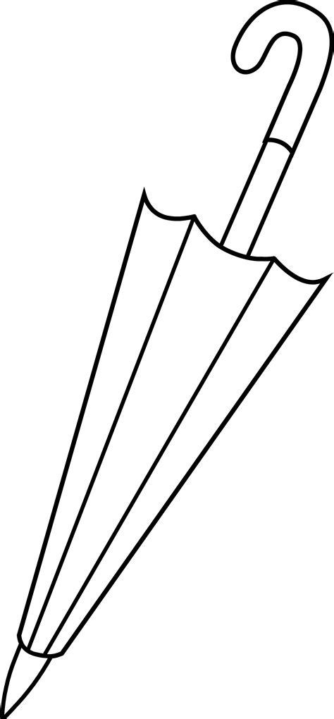 closed umbrella  art  clip art