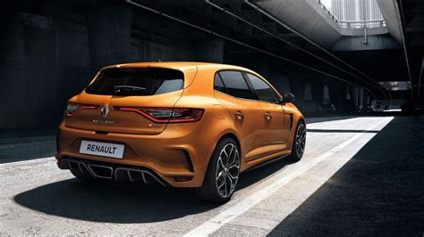 renault megane 2018 renault megane rs is the best hatchback at iaa