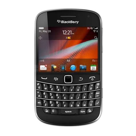 Blackberry Bold Touch 9930 3g Wifi Gps Phone Camera 768mb