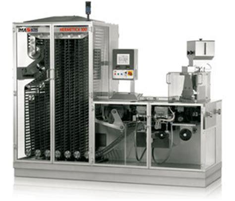 hermetica capsule banding machine