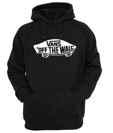drawcord hoodie vans the wall hoodie 2